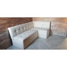 Кухонный угол Quadro Romance 1 (диван+спальное) раскладной в спальное место с коробом