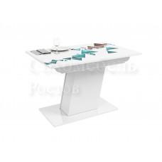 Стол обеденный Бергамо Тип 8 Геометрия