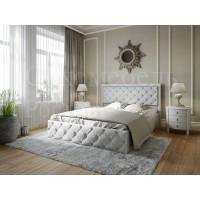 Кровать Мишель (стразы)