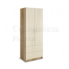 Шкаф 800 с ящиками Феникс