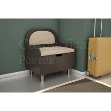 Тумба-кресло Maestro Тип1 с сидушкой