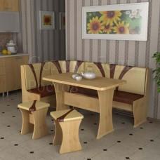 Кухонный угол Титул 2 Тюльпан