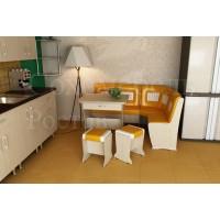 Кухонный уголок Комфорт 3 (раскладной стол)