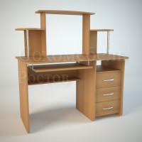 Компьютерный стол Комфорт КС 1
