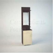 Модульная прихожая Гармония модуль 2 тумба (с зеркалом 500)