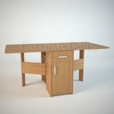 Стол-книжка  Фаворит 3 (ящик + дверь)