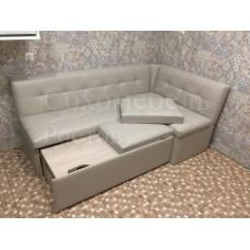 Кухонный уголок Квадро угловой (диван+спальное)