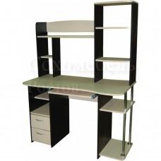 Компьютерный стол Диалог-2 с надстройкой