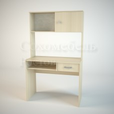 Стол компьютерный Dialog 1000 миниатюрный стол с надстройкой