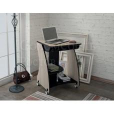 Компьютерный стол Smart мобильный на колесиках